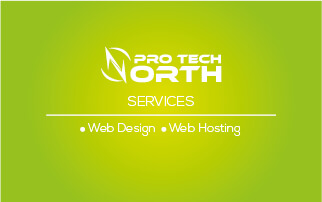 Pro Tech North, Web Hosting and Web Design
