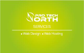 Pro Tech North, Web Hosting and Web Design